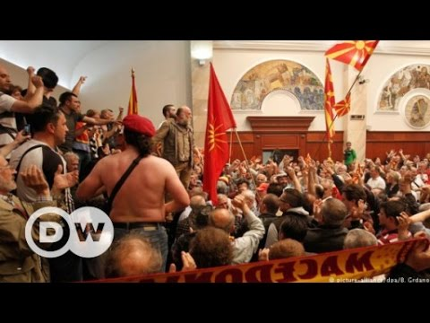 Macedonia: powder keg in the Balkans | DW Documentary