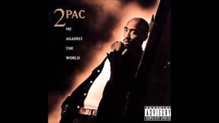Tupac - Death Around The Corner (HQ)