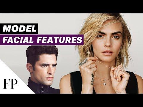 7 Facial Features Modeling Agencies Love