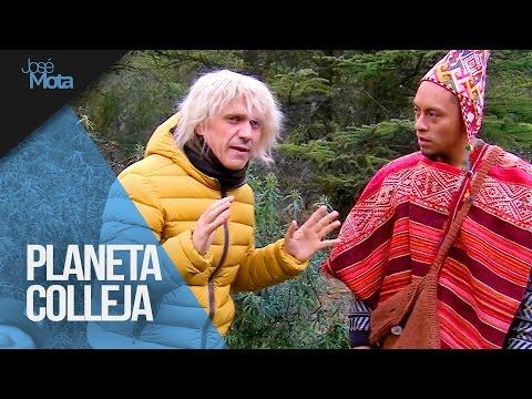 Planeta Colleja: tipos de collejas | José Mota presenta...