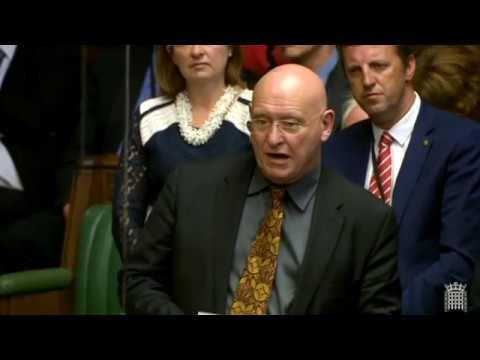 Parliament Returns: Leaders Address - Hywel Williams Plaid Cymru