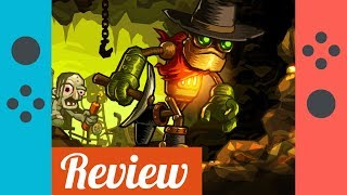 SteamWorld Dig Switch Review