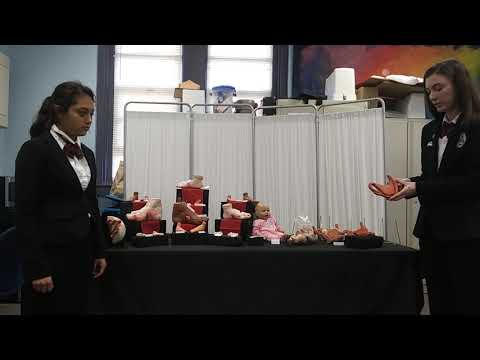 Red Bay High school Shoals Spark Competition