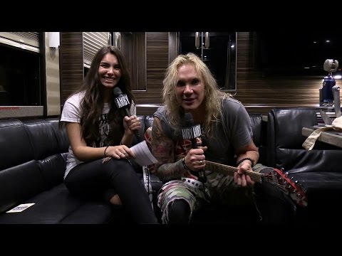 Interview with Steel Panther