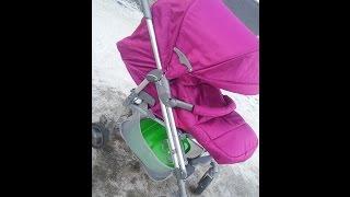 Коляска Happy Baby Nicole (видео-обзор)