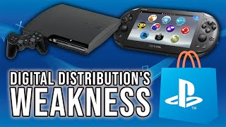 Sony Closing PS Vita And PlayStation 3 Stores Shows Why I Fear An All-Digital Future
