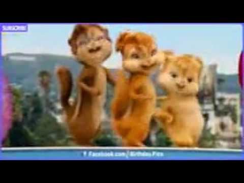 Chipmunks &  Chipettes Style Happy Birthday Song Video - YouTube (360p).3gp