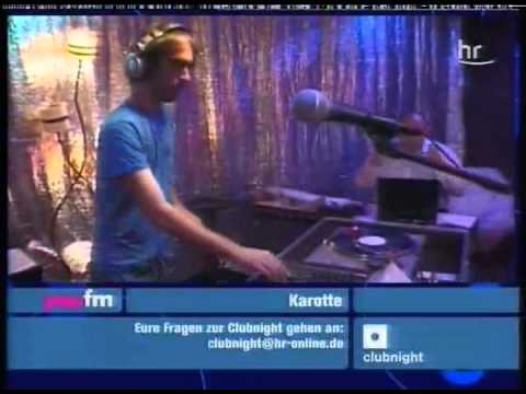 Karotte @ Clubnight 2006-10-07 HR TV