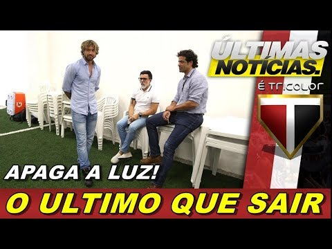 BOMBANDO NO SÃO PAULO FC! AGUIRRE, JARDINE, RAI, LUGANO RICARDO ROCHA, LECO, NENÊ, LUAN, CARNEIRO