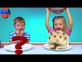 Обычная Еда против Мармелада Челлендж Бешеный Хомяк Видео для детей mp3