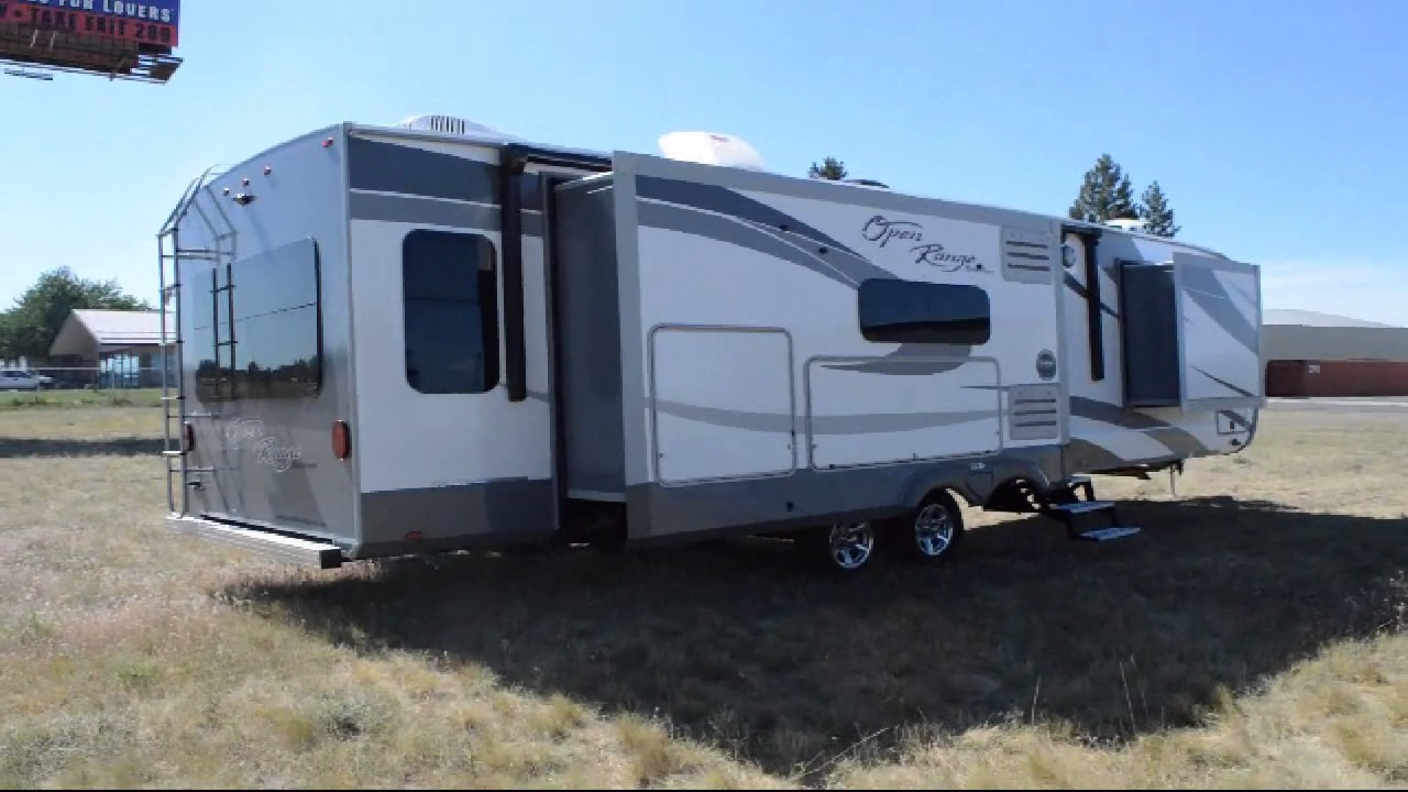2018 Highland Ridge Rv Open Range Roamer Rt292rls