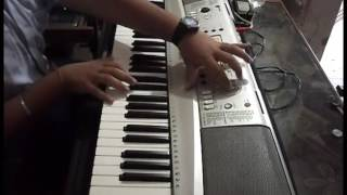 Likhe Jo Khat Tujhe......Instrumental By DEV PARMAR