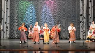 "Narechenka - Russisches Volkstanz - Moskauer Folklore-Ensemble ""Rossijanotschka"""