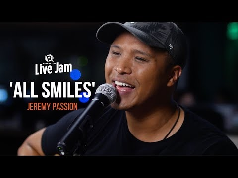 'All Smiles' – Jeremy Passion