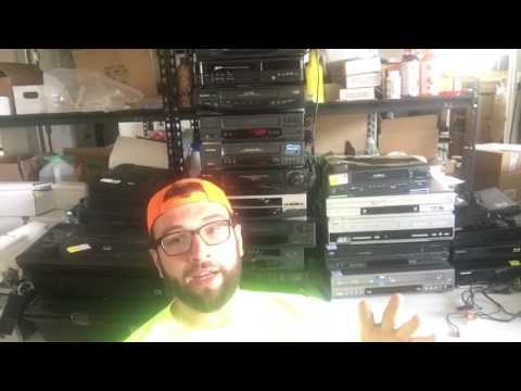 MAKE $10k/YEAR SELLING OLD GOODWILL VCRS