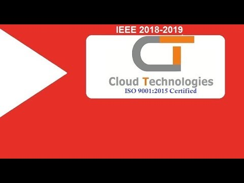 Heart Disease Prediction using Machine Learning Classifiers | IEEE-2018  Projects Hyderabad |