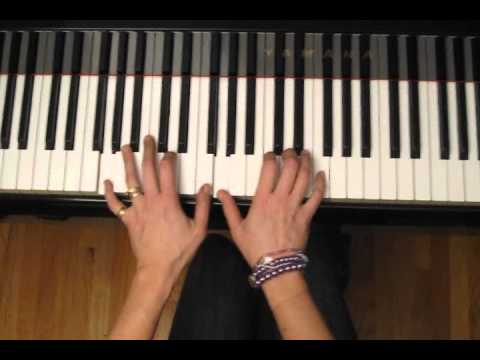 Morning Has Broken on Piano ~ Cat Stevens, with Chord Chart - YouTube