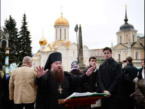 Музыка веры 187 композитор диакон Сергий Трубачев