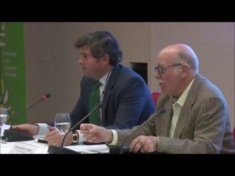"""VIII JICA FLACEMA. Ponencia """"La Construcción Sostenible"""" de Santiago Hernández Fernández"""