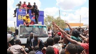 Mapokezi ya Diamond Yatikisa SUMBAWANGA / WASAFI FESTIVAL