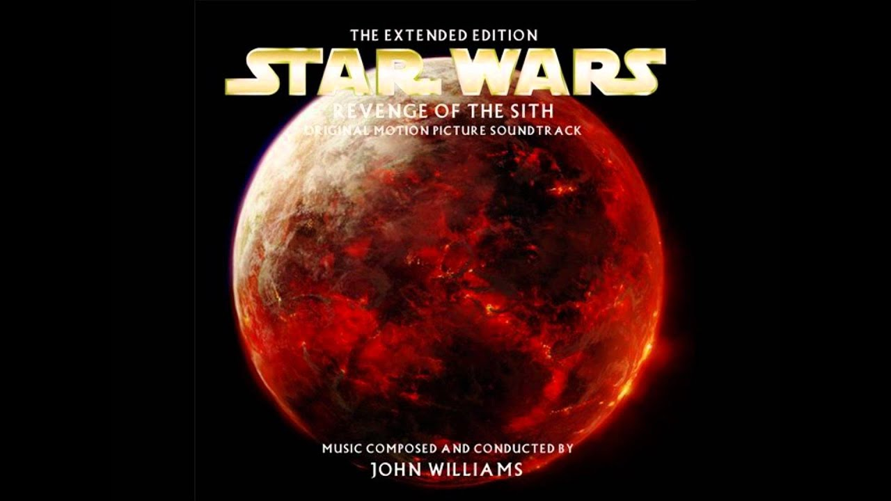 Star Wars Soundtrack Episode Iii Extended Edition Battle Of The Heroes And Duel Of The Fates Youtube