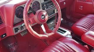 "1983 Cadillac Cimarron ""Cinnabon"""