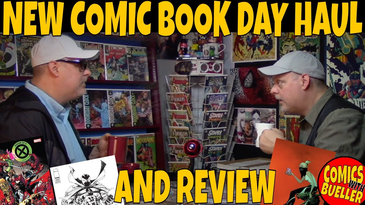 New Comic Pickups And Reviews for NCBD September 4th, 2019 Speculation on  Comics