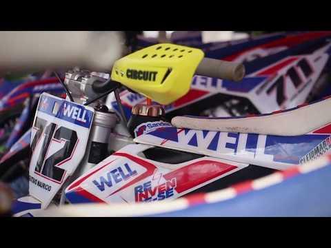 Campeonato Brasileiro de Motocross - Categoria 55cc em Morrinhos GO