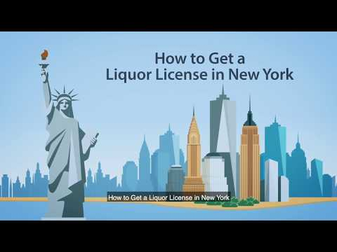 How to Get a Liquor License in New York
