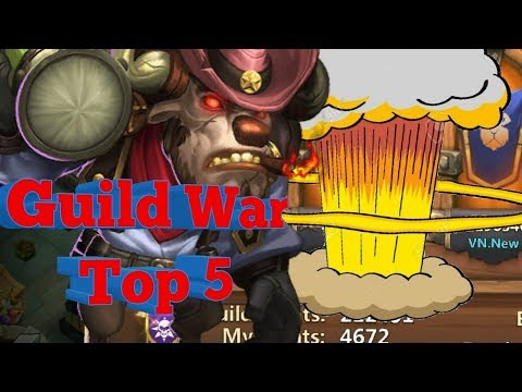 [CASTLE CLASH] The Best GW Strategy! | No Dove? No Problem! | Top 5 Mino Bomb Explained
