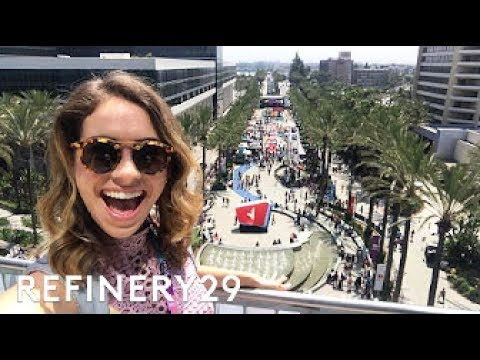 Lucie Fink LIVE At VidCon Q&A | Lucie Fink YouTube Live ...