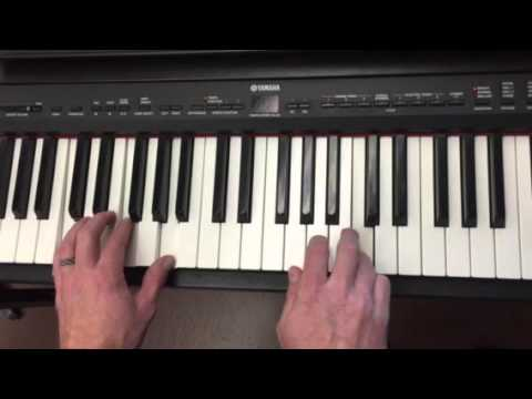 We Shall Overcome Melody Chords Bassick Music Youtube