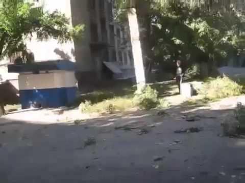 Ukraine War   Shortly after fresh Grad salvoes, Putilovka