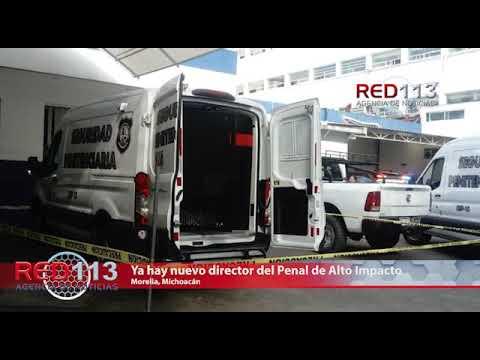 VIDEO Ya hay nuevo director del Penal de Alto Impacto