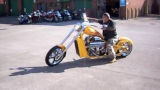 Thundercity V8 Chopper