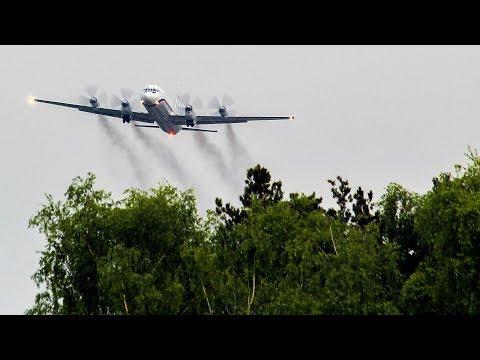Смотреть Аэропорт Чкаловский - Логово советских самолетов. онлайн