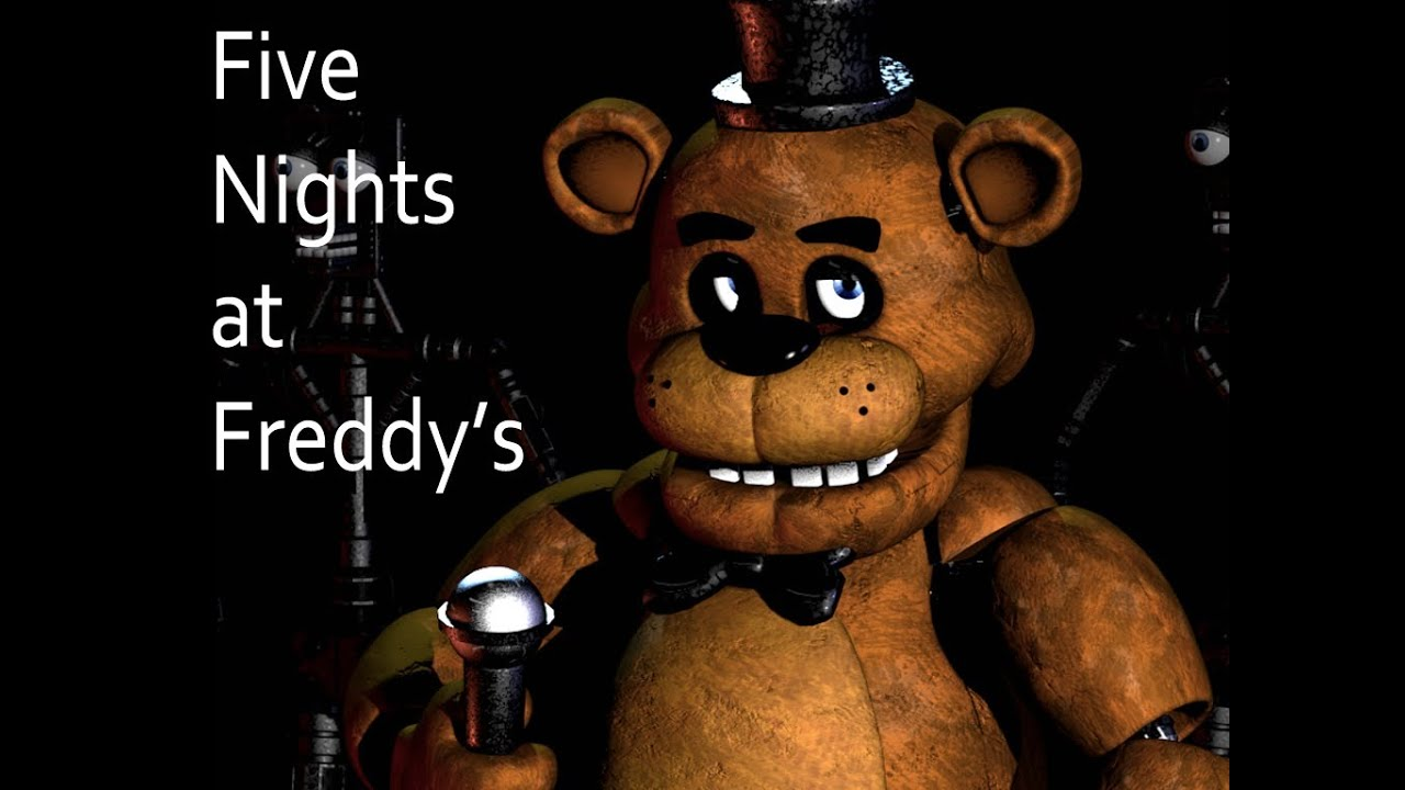 Descarga Five Nights At Freddy S 1 2 3 4 Full Apk Youtube