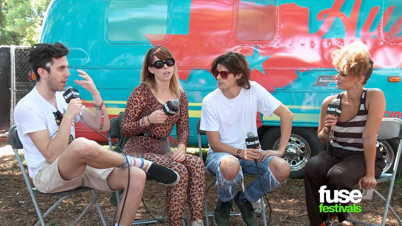 "Grouplove Spreading Rumors Grouplove on ""Spr..."