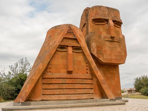 A visit to the break-away region of Nagorno Karabakh