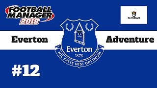 FM18 - Everton Adventure #12 Liverpool in Europa League! - Football Manager 2018