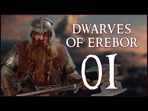 EREBOR REBORN - Dwarves of Erebor - Third...