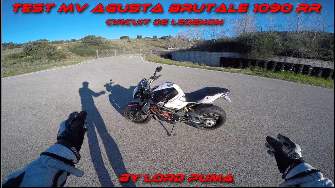 8 circuit de l denon test mv agusta brutale 1090 rr doovi. Black Bedroom Furniture Sets. Home Design Ideas