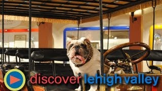 Lehigh Valley Visions : Mack Truck Historical Museum (with Mack The Bulldog)