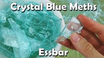 Breaking Bad Essbares Blue Meths - DIY | Tutorial