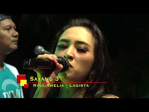 Download lagu gratis Sayang 3 Rina Amelia OM Lagista terbaru 2018 Mp3 online
