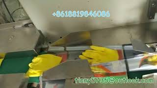 Gloves packaging machine,Rubber Gloves pack machine ,Gloves flow wrapping packing machine