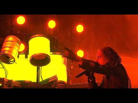 Slipknot release full livestream show of 2019 'Rock am Ring' festival ..!