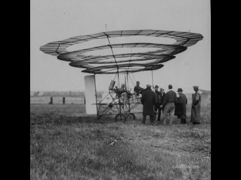 Early Flying Failures Experiments 1915's ,Aviation Fail ,Accident Of Airplane Wright Brothers Invent