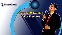Basic MLM Training For Freshers by Mr. Tapas Kumar Pati