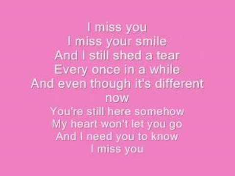 Music & Lyrics; Miley Cyrus, I Miss You - YouTube